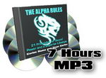 Alpha Rules MP3 version